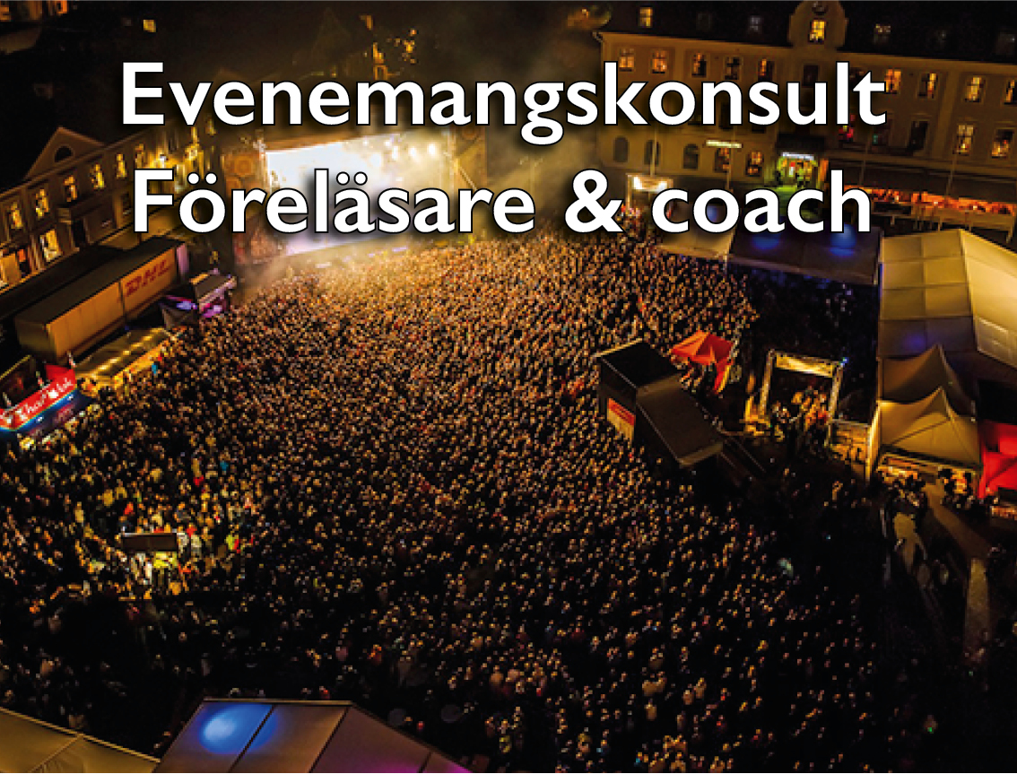Håkan Waxegård Evenemangskonsult